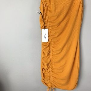 NWT Ali & Jay On The Rocks Ruched Knit Body-Con XS